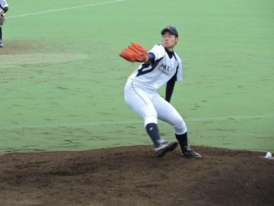 《龍谷晃議》祖母は元女子プロ野球選手、獨協大学のエース龍谷晃議まとめ
