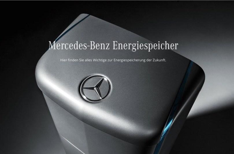 《メルセデス・ベンツ》家庭用バッテリー事業にメルセデス・ベンツが参入!