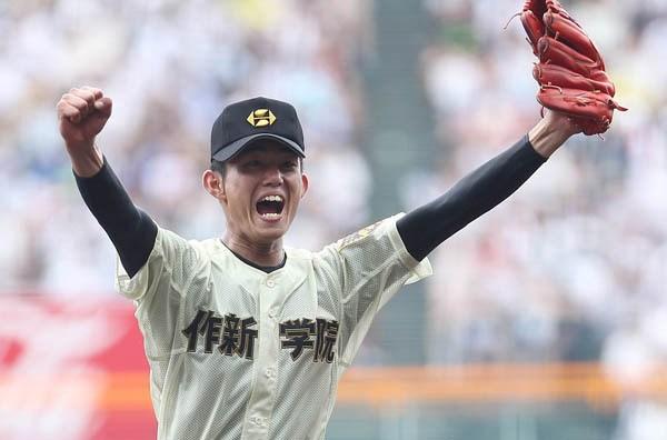 侍ジャパンU-18代表選手「今井達也」甲子園をわかした投手達まとめ