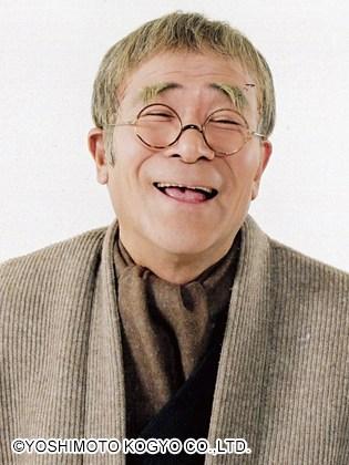 《井上竜夫》「おじゃましまんにゃわ」吉本新喜劇の老け役一筋の名優「井上竜夫」まとめ