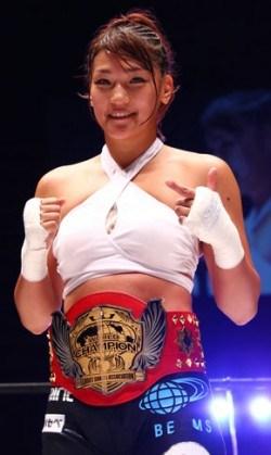 《RENA(レーナ) 》総合格闘技RIZINで戦う戦士たち「シュート ボクシング格闘美女 RENA(レーナ)」まとめ