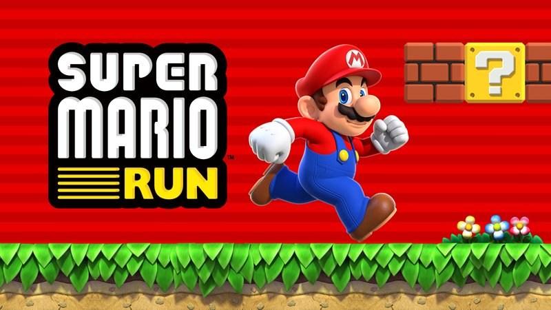 《スーパーマリオラン》「スーパーマリオ」のスマートフォン向けの新作「SUPER MARIO RUN(スーパーマリオラン)」のiOS版の配信を開始!