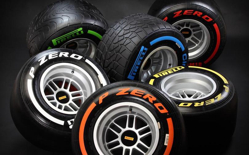 《F1》ルール改正で大幅に早くなる「新F1のタイヤ」につてまとめ