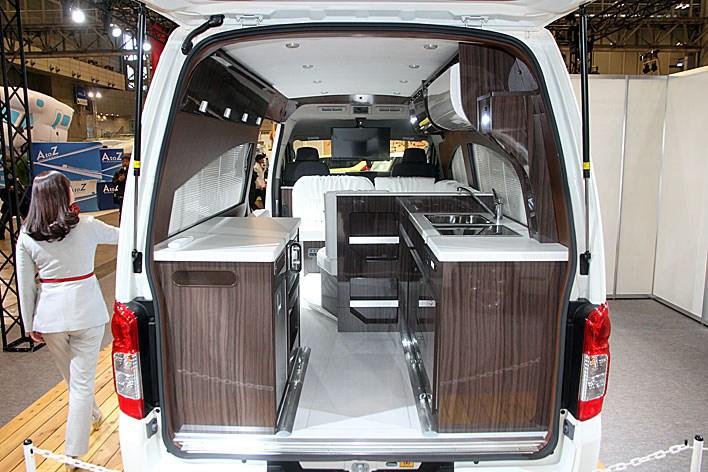 《NV350キャラバン》リチウムイオンバッテリー搭載グランピングカー『NV350キャラバン』とは?まとめ