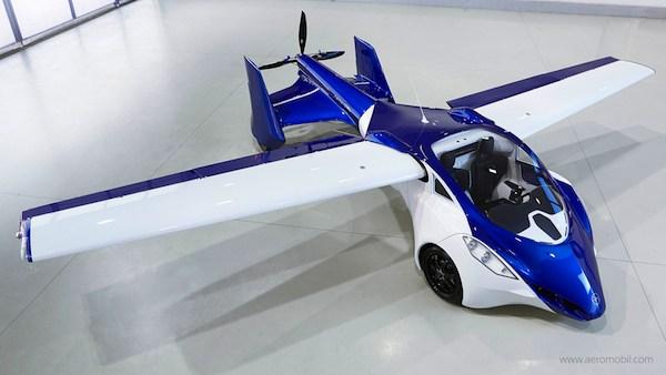 《エアロモービル》ついに販売開始!空飛ぶ自動車「エアロモービル3.0」まとめ