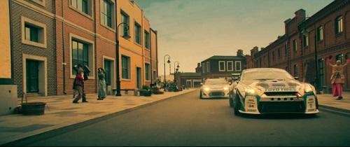 """《トーヨータイヤ》GT-R&86が""""童話の世界""""でドリフト!トーヨータイヤ、ブランドコンセプトムービー第3弾が凄い!"""